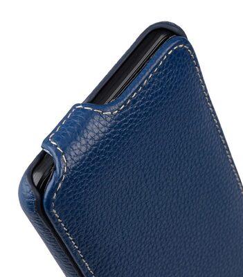 Melkco Premium Leather Case for Huawei P10 - Jacka Type ( Dark Blue LC )