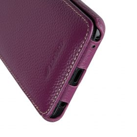 Melkco Premium Leather Case for Huawei P10 – Jacka Type ( Purple LC )