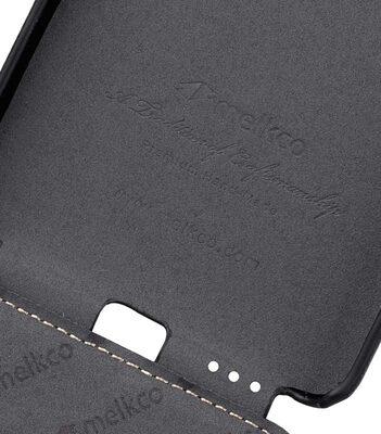 Premium Leather Case for Nokia 6 - Jacka Type (Black LC)