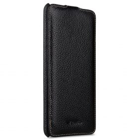 Melkco Premium Leather Case for HTC U Ultra – Jacka Type ( Black LC )