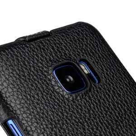 Melkco Premium Leather Case for HTC U Ultra - Jacka Type ( Black LC )