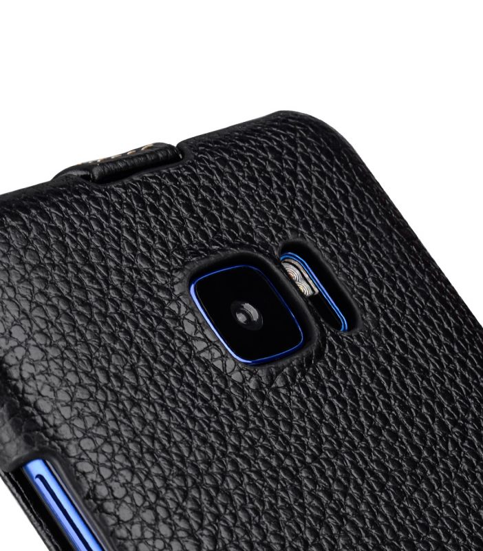 Melkco Premium Leather Case for HTC U Ultra - Jacka Type ( Black LC )