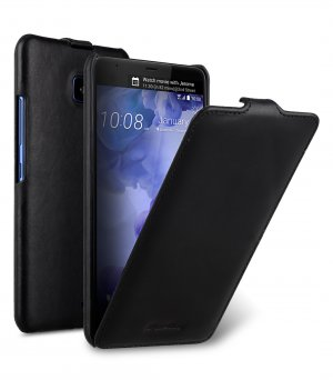Premium Leather Case for HTC U Ultra - Jacka Type