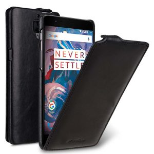 Premium Leather Case for One Plus 3 / 3T - Jacka Type