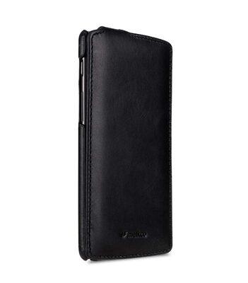 Premium Leather Case for One Plus 3 / 3T - Jacka Type (Vintage Black)
