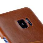 Mini PU Leather Dual Card Slots Snap Cover for HTC U Ultra – ( Brown CH PU)