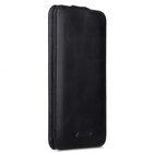 Premium Leather Case for HTC U11 – Jacka Type (Vintage Black)