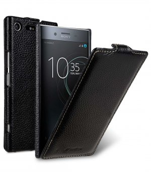 Premium Leather Case for Sony Xperia XZ Premium - Jacka Type