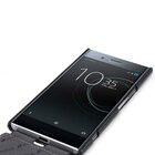 Premium Leather Case for Sony Xperia XZ Premium – Jacka Type (Black LC)