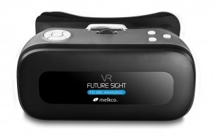Melkco Future Sight All-in-One VR Set-(Black / Grey)
