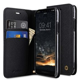 Fashion Cocktail Series Slim Flip Case for Apple iPhone X / XS