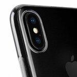 Melkco Air Superlim TPU Case for Apple iPhone X - (Transparent )