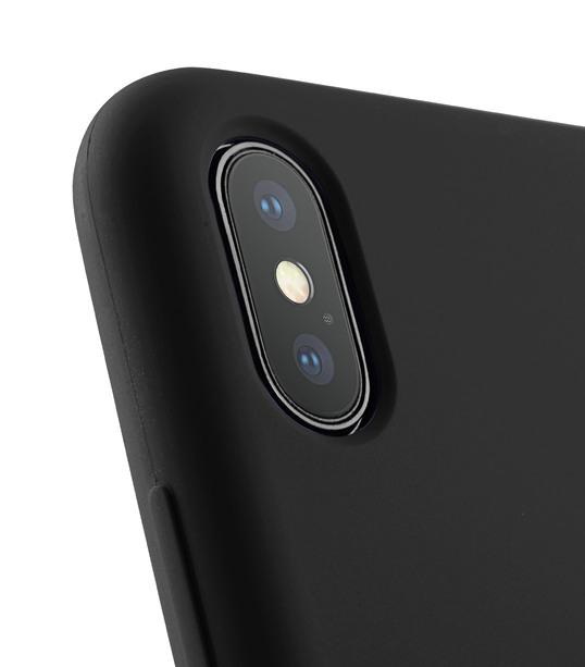 pretty nice 9c396 17a8c Aqua Silicone Case for Apple iPhone X / XS