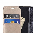 Melkco Fashion Cocktail Series Premium Leather Slim Flip Type Case for Apple iPhone X – ( Gold )