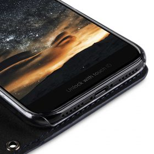 Melkco Fashion Cocktail Series Slim Flip Premium Leather Case for Apple iPhone X – (Italian Navy)