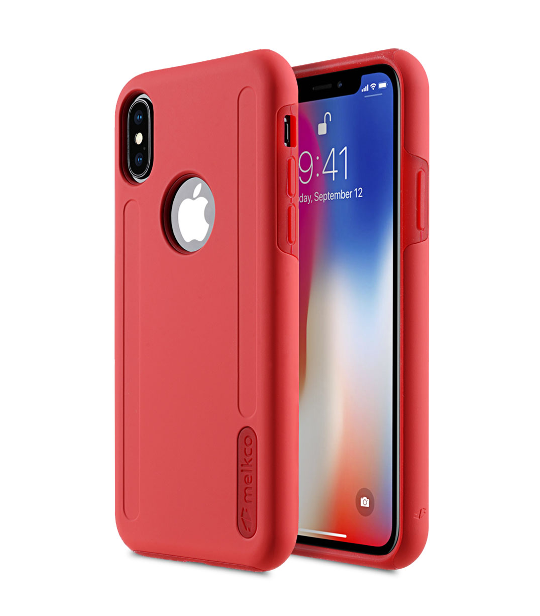 best website 7a5fd 46554 Kubalt Double Layer Case Special Edition for Apple iPhone X / XS