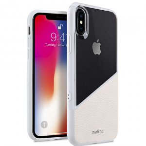 Melkco Kubalt Series Edelman Rugged Case for Apple iPhone X - (Beige / Beige)