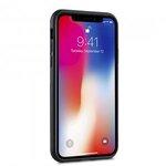 Melkco Kubalt Series Edelman Rugged Case for Apple iPhone X - (Black / Black)