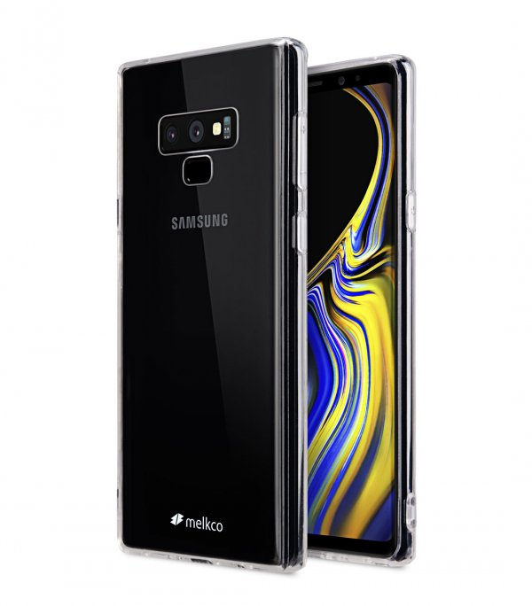 Melkco PolyUltima Case for Samsung Galaxy Note 9 - ( Transparent )