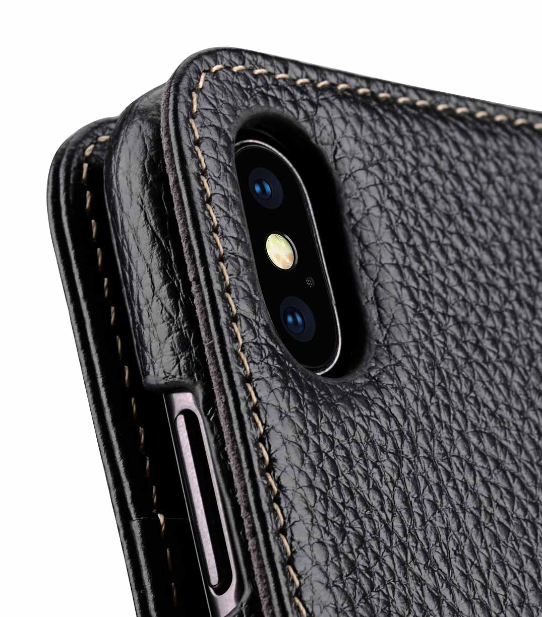 Apple iPhone XS Max Brown Leather Case Review! - YouTube