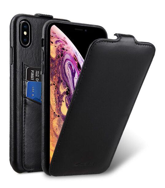apple iphone xs max vertical flip case