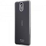Melkco UltraThin Series Air Superlim TPU Case for Nokia 3.1 - ( Transparent )