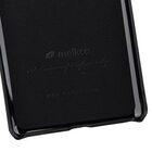Melkco Premium Leather Card Slot Back Cover Case for Nokia 8 Sirocco – (Black) Ver.2