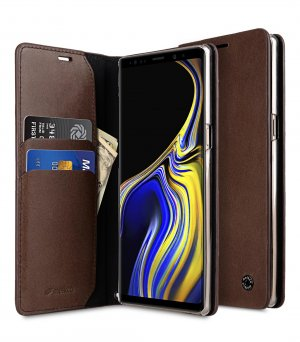 Fashion Cocktail Series Premium Leather Slim Flip Type Case for Samsung Galaxy Note 9