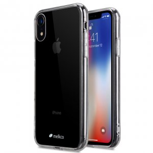 Melkco PolyUltima Case for Apple iPhone XR - ( Transparent )
