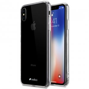 Melkco PolyUltima Case for Apple iPhone XS Max - ( Transparent )