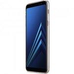 Melkco UltraThin Series Air Superlim TPU Case for Samsung Galaxy A6+ (2018) - ( Transparent )