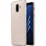 Melkco UltraThin Series TPU Air Superlim TPU Case for Samsung Galaxy A6 (2018) - ( Transparent )