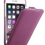 """Premium Leather Cases for Apple iPhone 6 Plus / 6s Plus (5.5"""") - Jacka Type"""