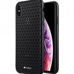 "Melkco Mega-Cobweb Case for Apple iPhone XS Max (6.5"") - (Black)"