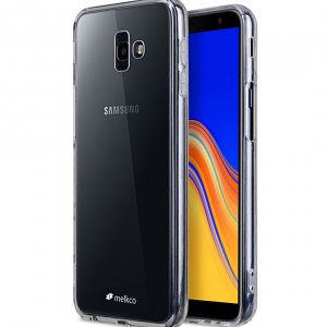 Melkco PolyUltima Case for Samsung Galaxy J4 Plus - ( Transparent )