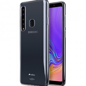 Melkco UltraThin Series Air Superlim TPU Case for Samsung Galaxy A9 (2018) - ( Transparent )