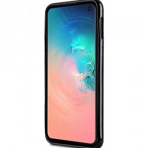 Melkco Poly Jacket TPU Case for Samsung Galaxy S10e - ( Black Mat )