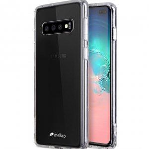 Melkco PolyUltima Case for Samsung Galaxy S10+ - ( Transparent )