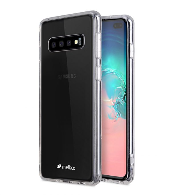 Melkco PolyUltima Case for Samsung Galaxy S10+ - ( Transparent )