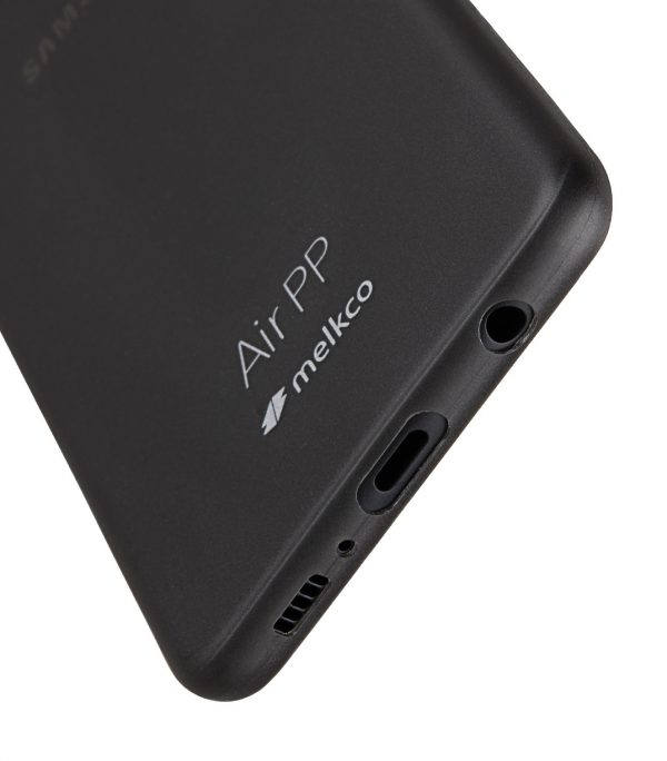 Melkco PP Air PP Case for Samsung Galaxy S10+ - ( Black )