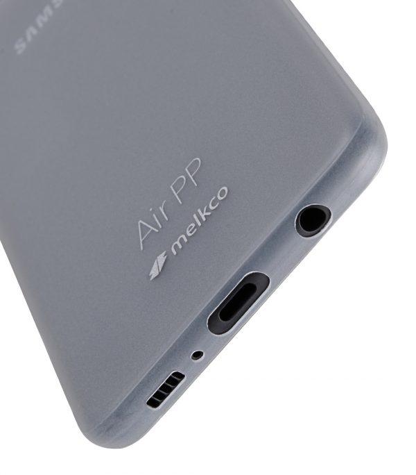 Melkco PP Air PP Case for Samsung Galaxy S10+ - ( White )