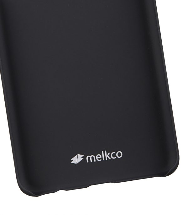 Melkco Rubberized PC Cover Case for Samsung Galaxy S10 - ( Black )