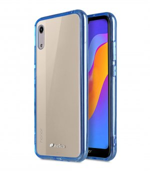 Melkco PolyUltima Case for Huawei Honor Play 8A / Honor 8A - ( Transparent Blue )