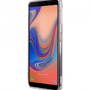 Melkco PolyUltima Case for Samsung Galaxy A7 (2018) - ( Transparent )
