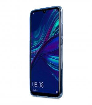 Melkco UltraThin Series TPU Air Superlim TPU Case for Huawei P Smart (2019) - ( Transparent Blue )