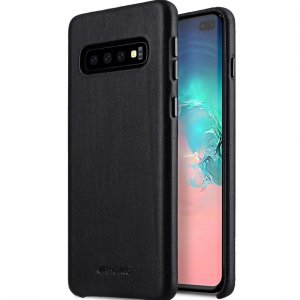Origin Series Premium Leather Regal Snap Cover Case for Samsung Galaxy S10+