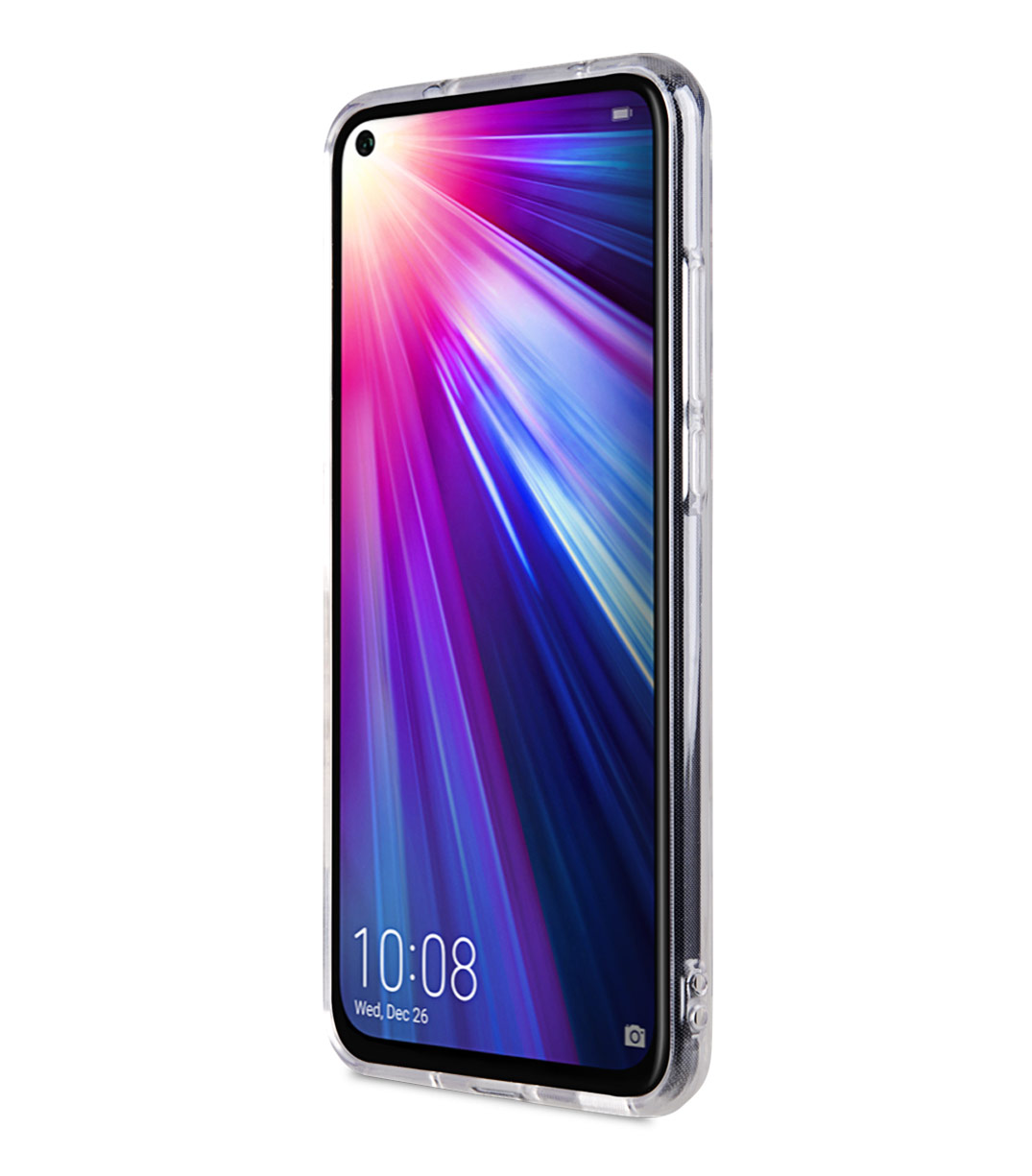 Melkco PolyUltima Case for Huawei Honor View 20 - ( Transparent )