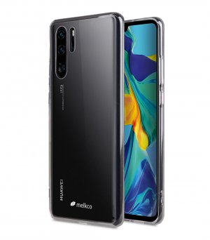 Melkco PolyUltima Case for Huawei P30 Pro - ( Transparent )