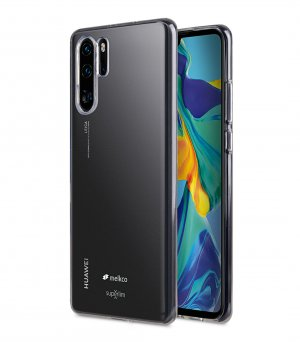 Melkco UltraThin Series Air Superlim TPU Case for Huawei P30 Pro - ( Transparent )