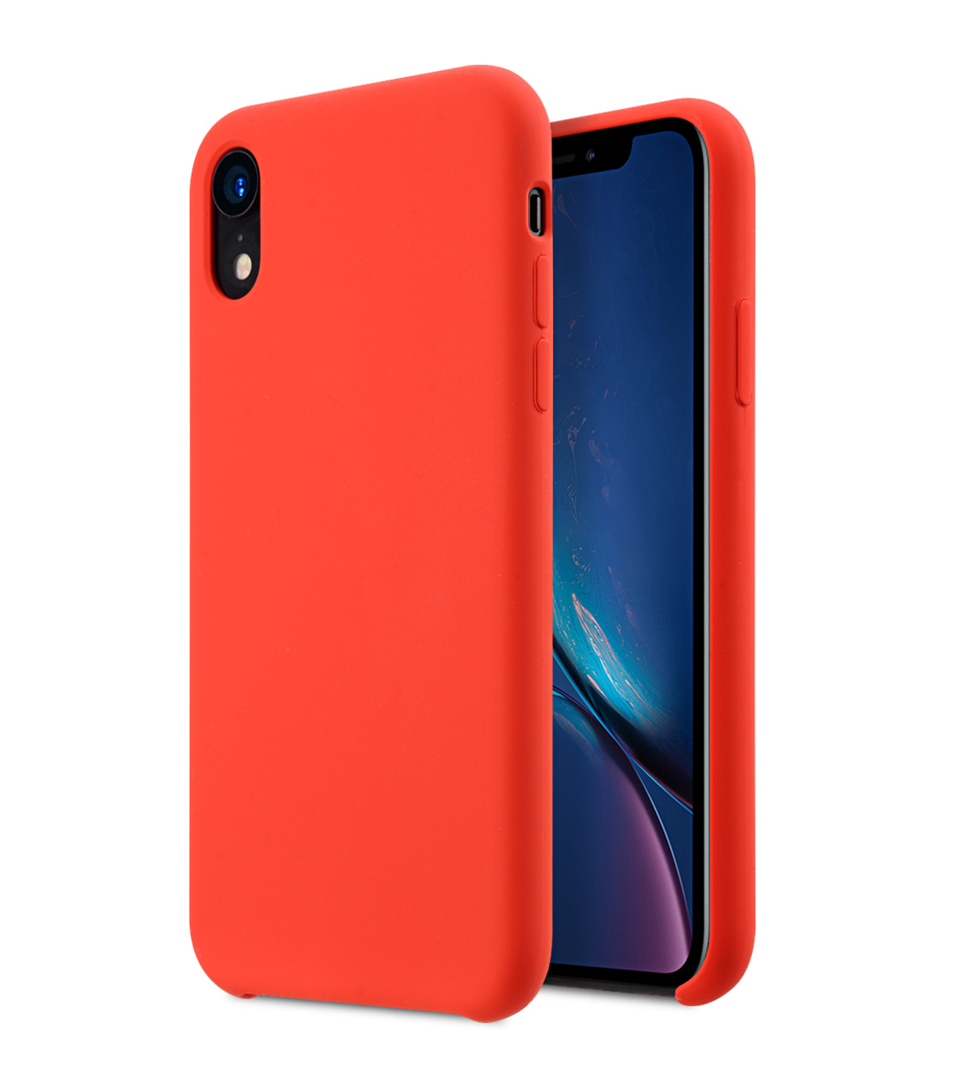 finest selection d3047 e17f0 Melkco Aqua Silicone Case for Apple iPhone XR (6.1
